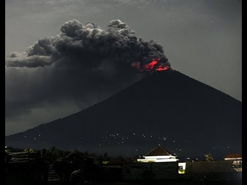 GSM Update 11/29/2017 - Agung Seismic Uptick - Toxic Parsnips - NASA Press Release