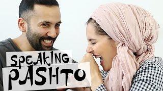 The language challenge! (Pashto)