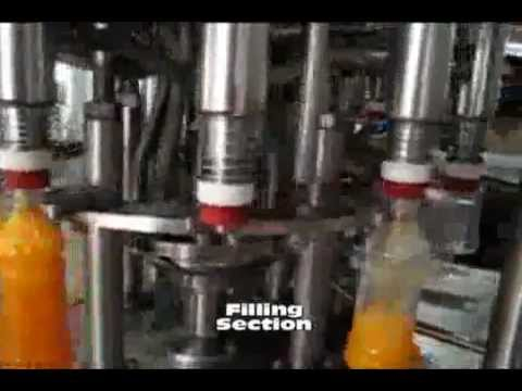 Rts Juice Processing Amp Packaging Line Youtube