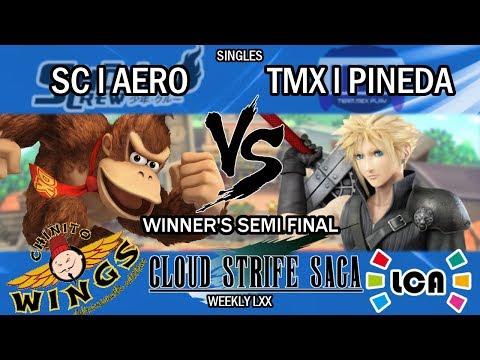 LCA Weekly 70 Singles - SC Aero vs TMX Pineda - [W] Semi Final