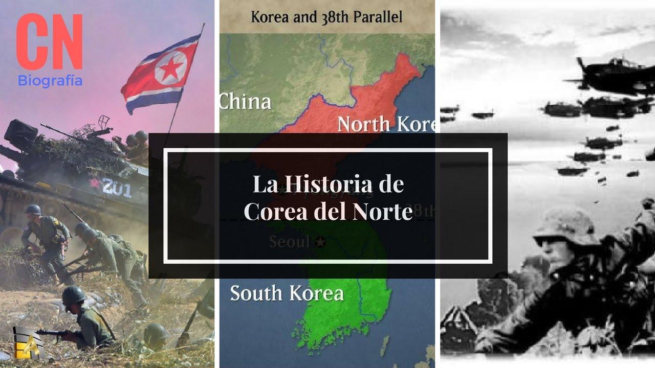 Corea Del Norte Historia