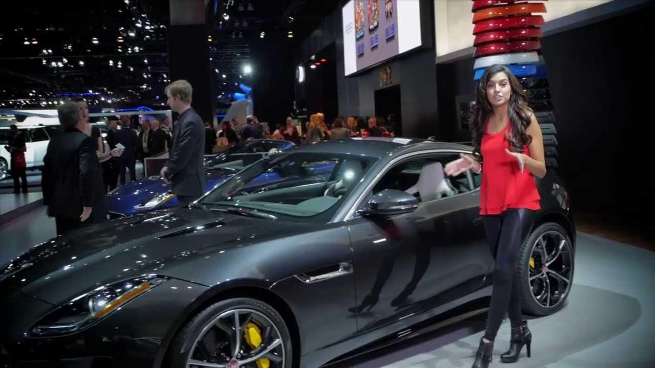 2017 Jaguar F Type Coupe La Auto Show Wheelstv