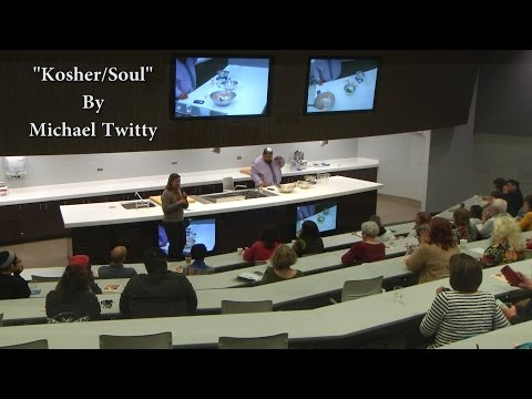 """Kosher/Soul"" By Michael Twitty"