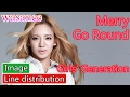 watch he video of Girls' Generation/Snsd - Merry Go Round - Line Distribution (Color Coded Image)