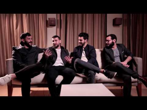 Leila Holics interview Mashrou' Leila (MAR'16 | AUC)