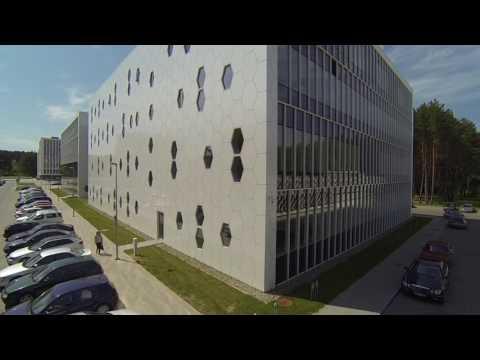Vilnius University Dronefootage