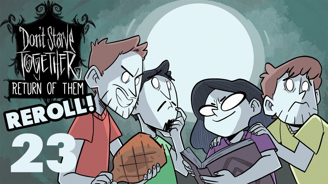 Download Don't Starve Together (Season 4.5) - #23 - Guillermo (Return of Them)