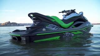 Kawasaki Ninja H2 SX vs. Jet Ski Ultra 310R Comparison