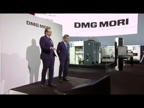 DMG MORI Fachpressekonferenz, EMO Hannover 2017, 19.9.2017