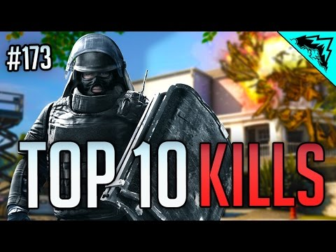 MONTAGNE OP - Top 10 Rainbow 6 Siege Plays of the Week (Overtime, Clutches & Funny Moment) WBCW 173