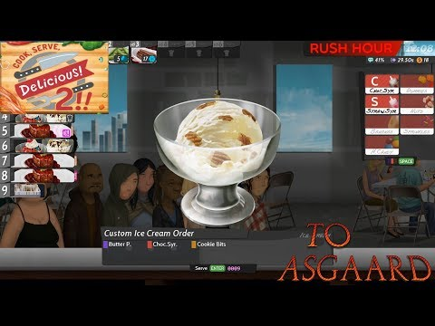 Cook, Serve, Delicious! 2!! Pax Beta Version Chef For Hire Pt. 3
