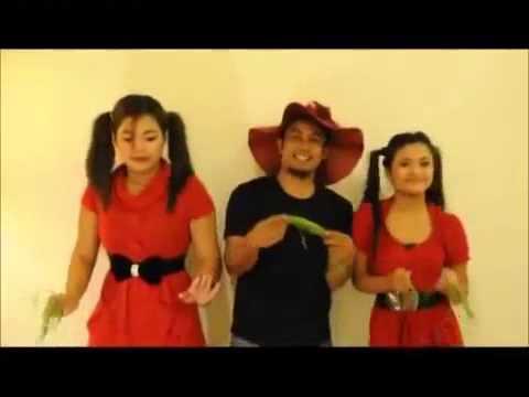 Lagu Kangkung Popo 2014 - Kangkung Turun Harga |perdana menteri kangkung |politik kankung