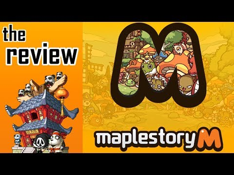 Maplestory M: The Review