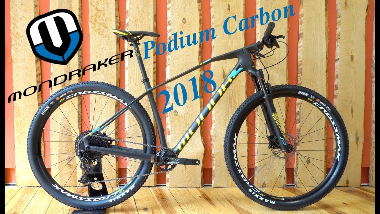 38419343ff0 Mondraker Podium Carbon | Our MTB of the year 2018 | 4K - YouTube