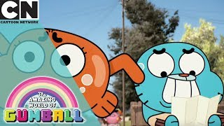 Gumball | AI-teknologi | Norsk Cartoon Network