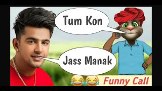 Butterfly | Butterfly Jass Manak Song | Jass Manak New Song | Jass Manak Vs Billu Funny Call