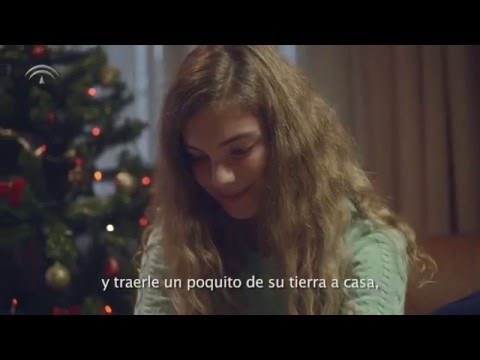 """Esta Navidad, tu regalo es Andalucía (60"""")"""