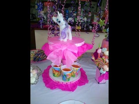 Decoración para Mesa de cumpleaños/NovedadesconKatherine ♥