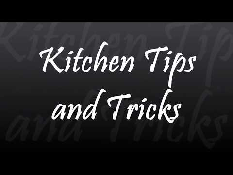 Thumbnail: Kitchen Tips and Tricks - Part 1 | 10 Amazing Cooking Tricks | किचन टिप्स | Recipeana