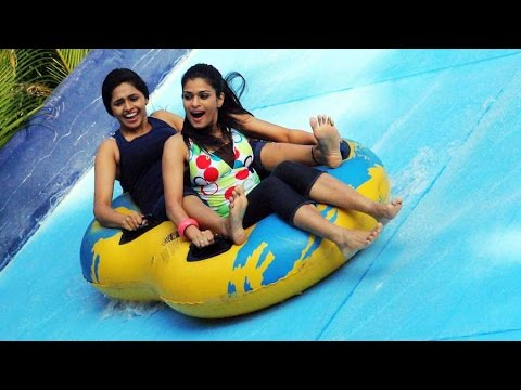 Wonderla Hyderabad Crazy Adventures...Hurrey