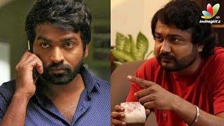 Bobby Simha upset over Vijay Sethupathi
