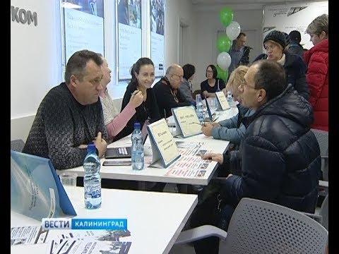 Более 25 работодателей в Калининграде предложили вакансии для людей с ограниченными возможностями
