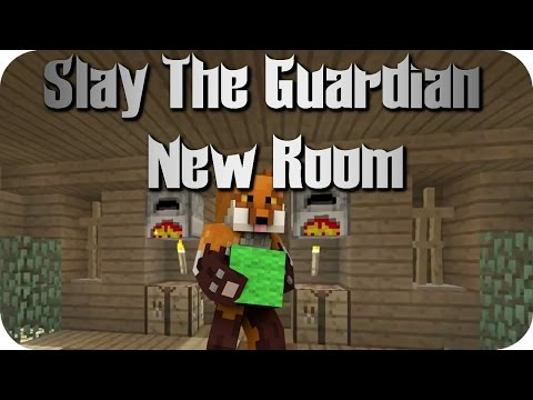 Minecraft Xbox - Series To Slay The Guardian - New Room