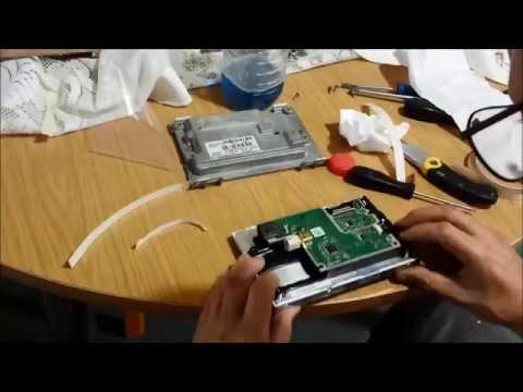 Peugeot 208 Touch Screen Repair Part 3 of 3