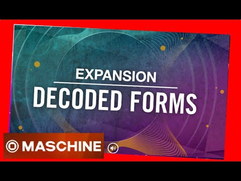 DECODED FORMS - Expansion All Kits - Native Intruments Demo #NI #maschine #battery #demo #kit #drums