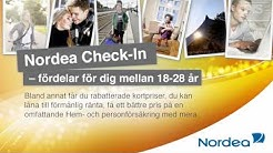 Nordea check in music