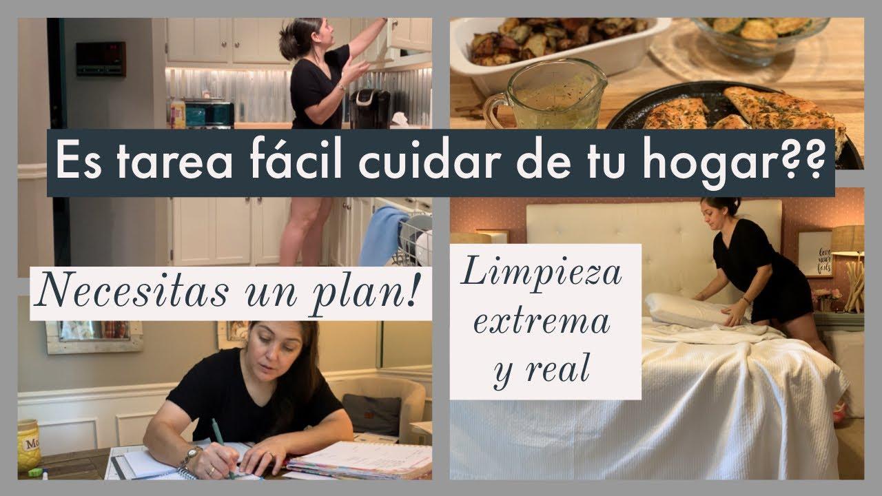 LIMPIEZA EXTREMA Y REAL~EL CUIDADO DE TU HOGAR~RUTINAS DE LIMPIEZA~PLAN DE LIMPIEZA~LIMPIA CONMIGO~