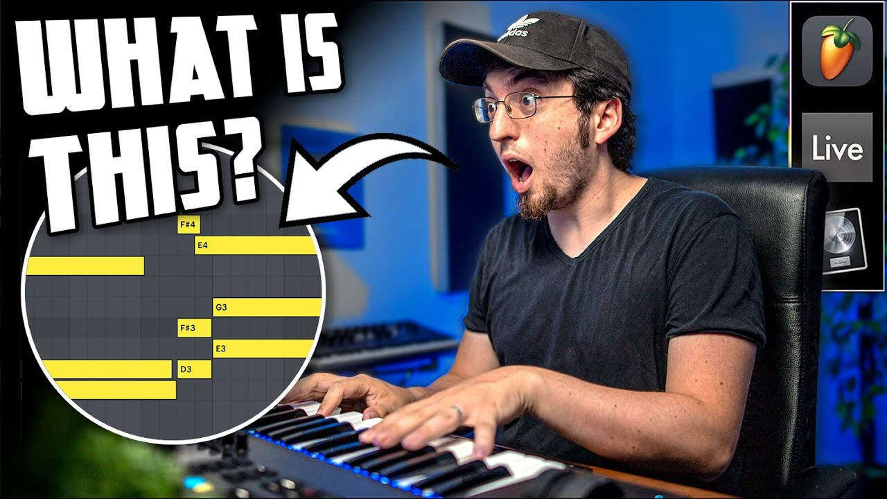 I ACCIDENTALLY INVENTED A NEW GENRE! *and its crazy* | guitar rage type beat tutorial