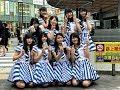 STU48 ティッシュ配り後パレードin有楽町駅前 の動画、YouTube動画。