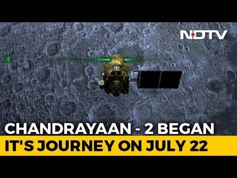 Chandrayaan 2 Completes