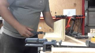 Building A Clamp Rack