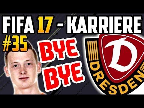 BYE BYE SCHUBERT! Die Stürmersuche... - FIFA 17  Dresden Karriere: Lets Play #35