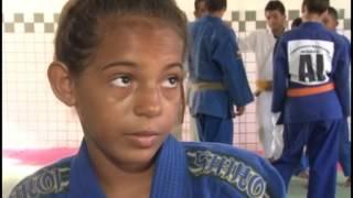TVE em Dia - Há 11 anos o judô faz a diferença na vida de alunos de uma escola pública de Maceió