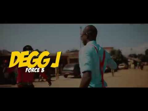 Degg J Force 3 - Kouyé (Clip Officiel)