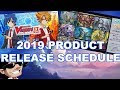 Nintendo Switch Game, Bermuda Keyword And A New Release Schedule!  - Cardfight Update