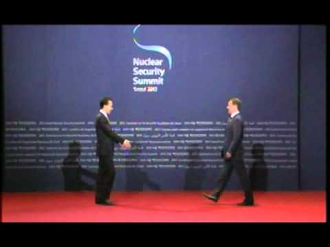 Nuclear Security Summit Seoul 2012
