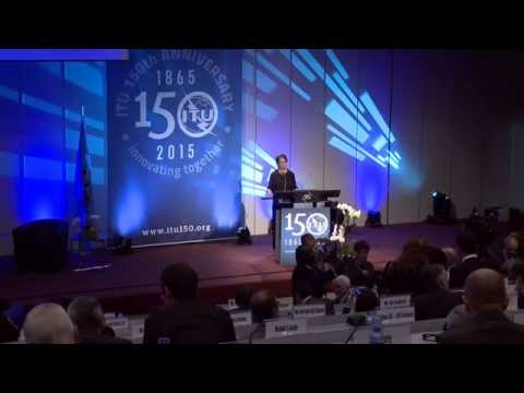 ITU 150th Anniversary Celebration, Geneva (Part 1)
