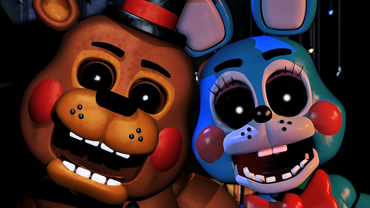 Welcome to the family five nights at freddy s 2 part 5 youtube