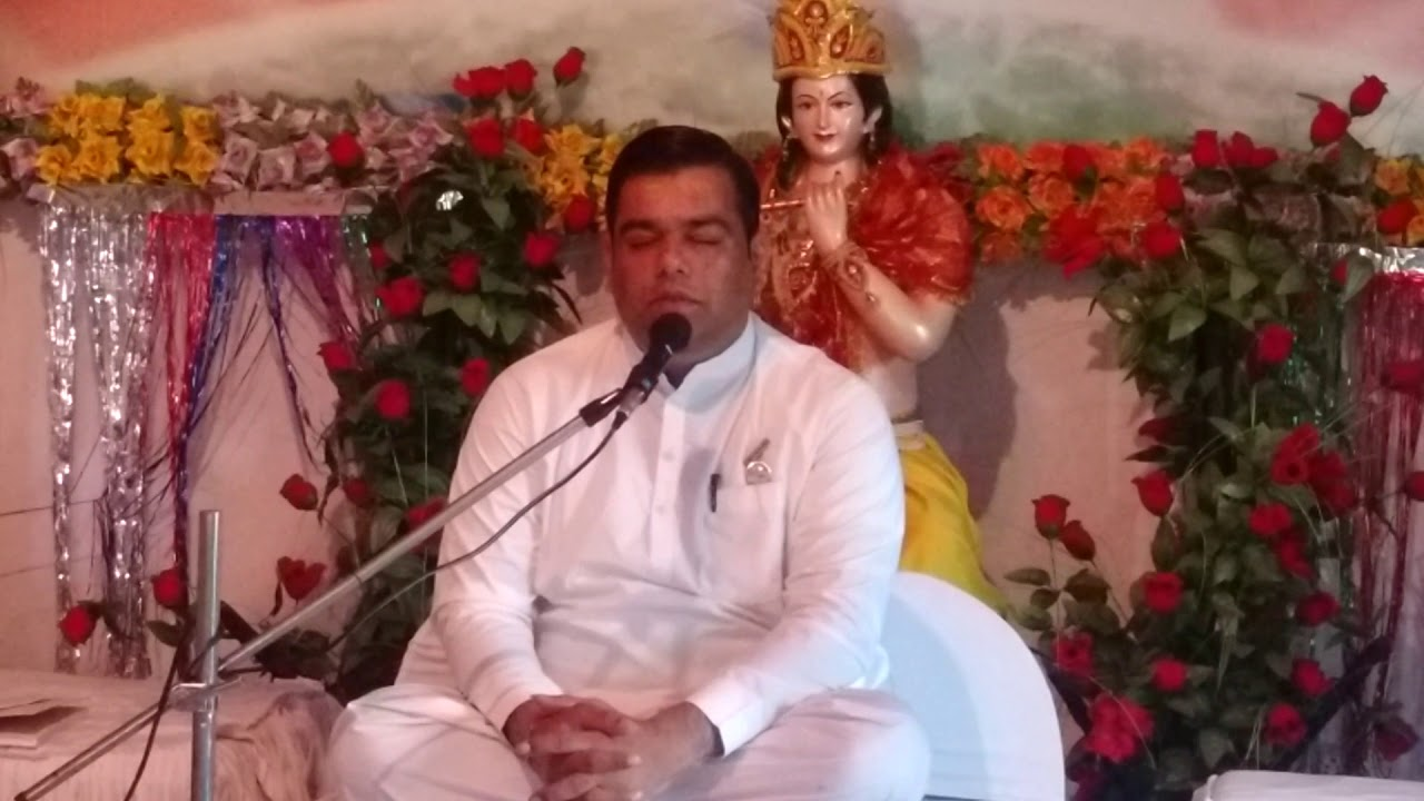 Bk Shaktiraj meditation Comentari Saoner - YouTube