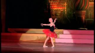 """Летающая балерина - театр танца """"Щелкунчик"""""""