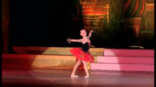 Летающая балерина - театр танца