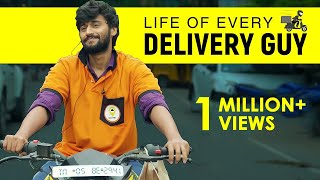 Life of Every Delivery Guy | English Subtitle | Awesome Machi