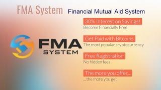 FMA SYSTEM. OFRECER Y PAGAR AYUDA EN FMAsystem