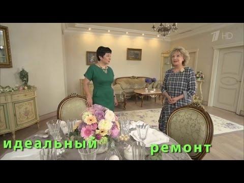 Гостиная с гардеробной для Регины Дубовицкой.