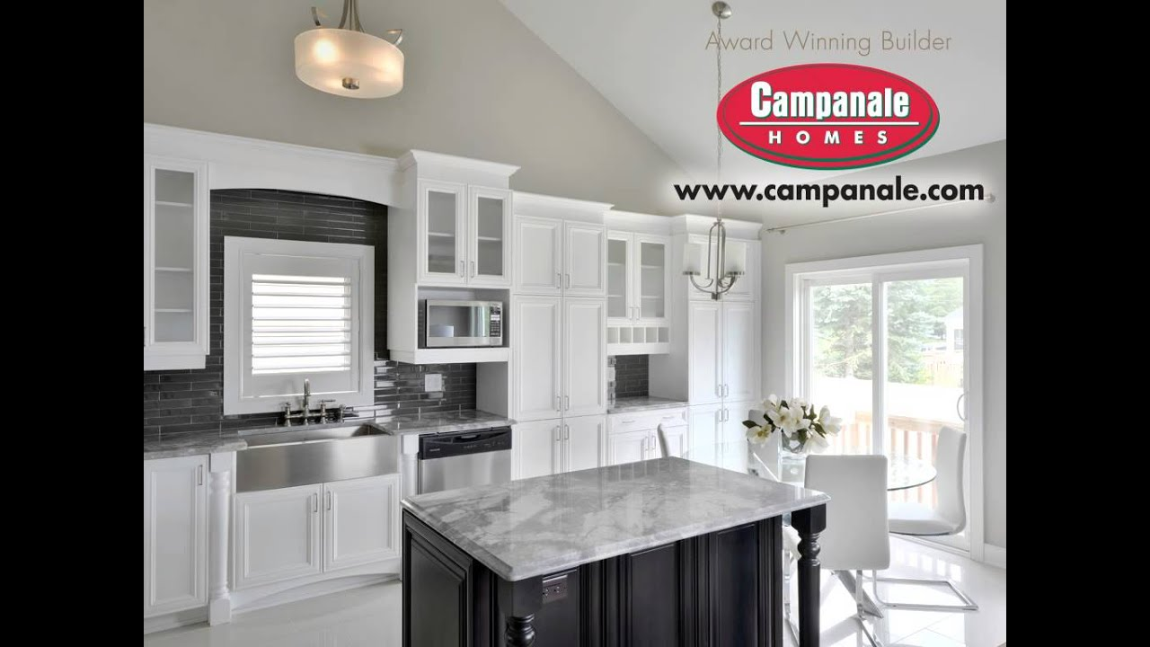 Campanale Homes Key to Quality - YouTube