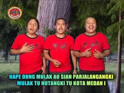 Trio Lamtama - Cintaku Di Kota Medan (Official Lyric Video)